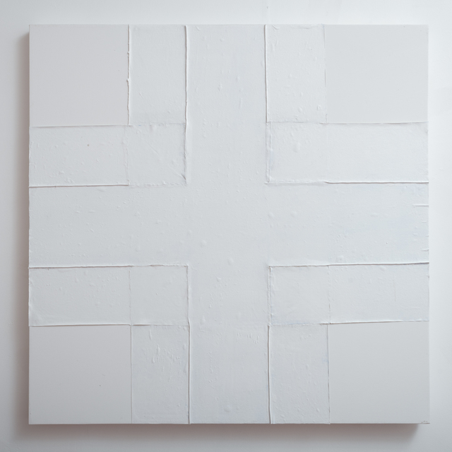 , 'A fold is a collapse–beam,' 2019, Steve Turner