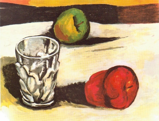 , 'Bicchiere / Glass,' 1986, Galleria Edarcom Europa
