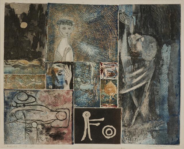 , 'Ninth Symphony,' 1962, AkaraArt