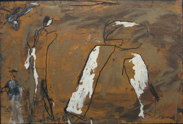 , 'Dolobo,' 1984, Galerie Georg Nothelfer