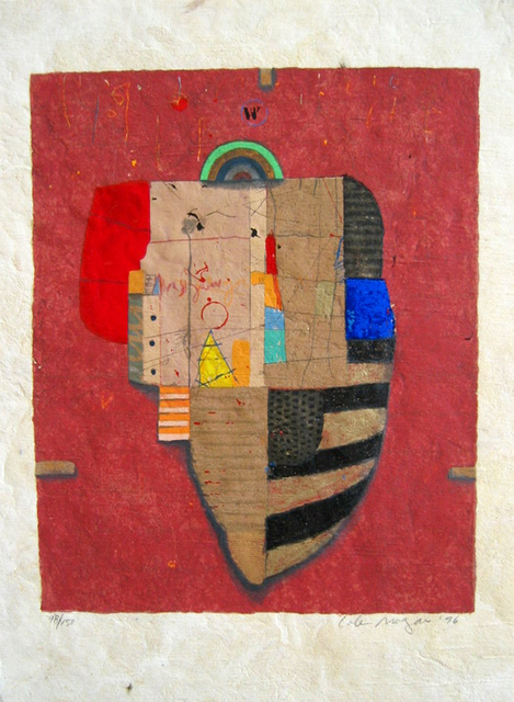 , 'Halfshot (red) 98/150,' , Gail Severn Gallery