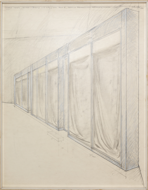 , '3 Store Fronts,' 1965, Annely Juda Fine Art
