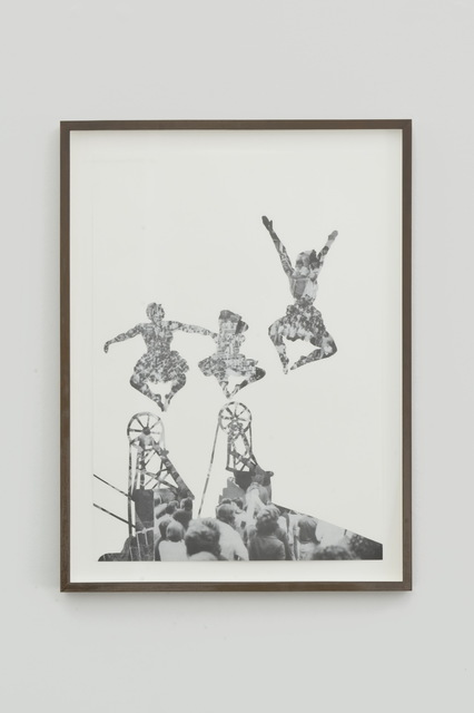 , 'Figures and Prefigurations (Divers, B. Munari, 1935),' 2010, ProjecteSD