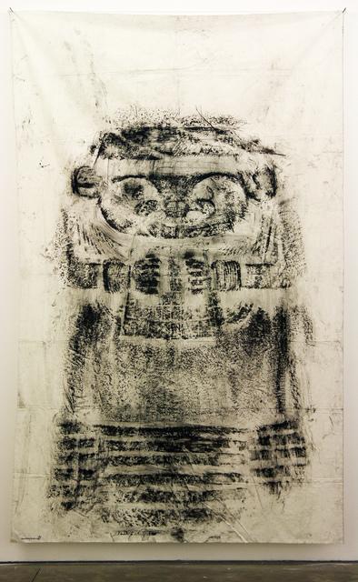 Rosemberg Sandoval, 'El Tablón 1 (Mujer)', 2011, Galeria Pilar