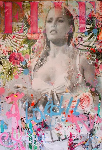 , 'Ursula,' 2018, Galerie A. Leadouze