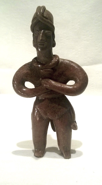 , 'Clay figure,' Pre-Columbian, Arctic Experience McNaught Gallery