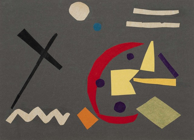 , 'Abstract Collage,' 1958, Vadehra Art Gallery