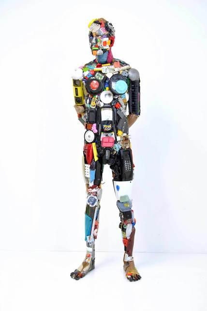 , 'Uomo in piedi,' 2016, SimonBart Gallery