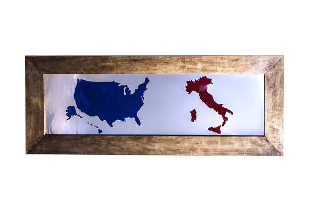 , 'Mirror 48 | USA and Italy,' 2017, Il Ponte Contemporanea
