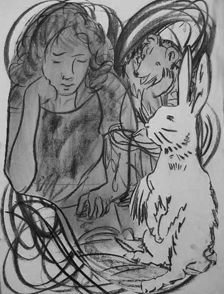 , 'Cuento provenzal,' 2008, Fontanar Art Editions