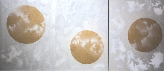 , 'Moon Clouds,' 2015, Walter Wickiser Gallery