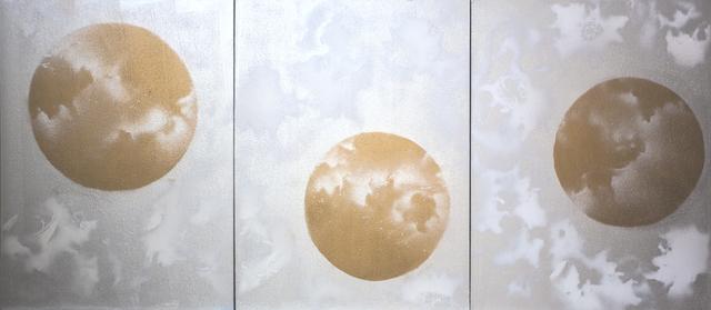 , 'Moon Clouds,' 2015, Walter Wickiser Gallery