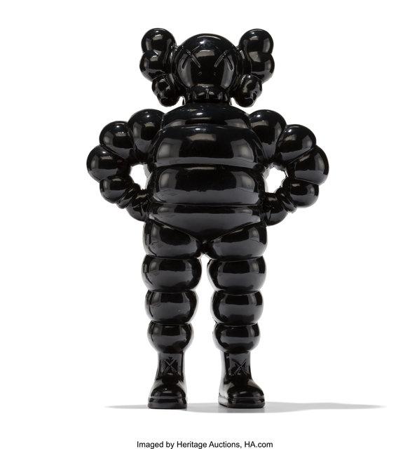 KAWS, 'Chum (Black)', 2002, Heritage Auctions