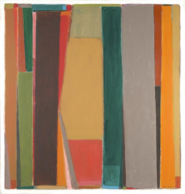 , 'Broken Plains (#6),' 1968, Berry Campbell Gallery