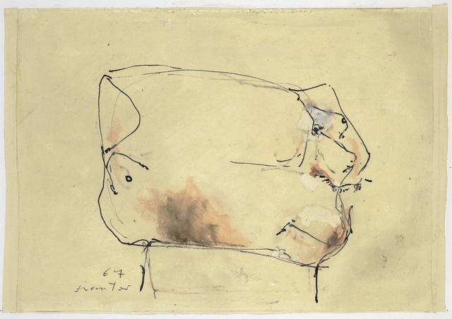 , 'Portrait wrapped,' 1967, Galerie Isabella Czarnowska