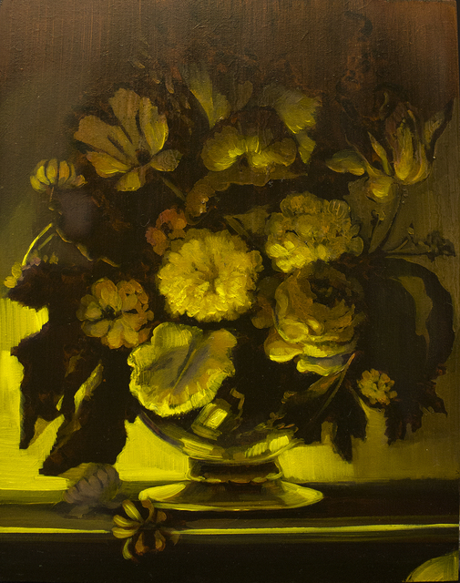 , 'Yellow bouquet,' 2018, Artscape