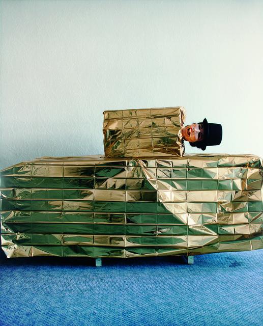 Nadja Bournonville, 'Head for Disaster', 2012, Pierogi