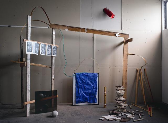 , 'Aleph,' 2018, Braverman Gallery