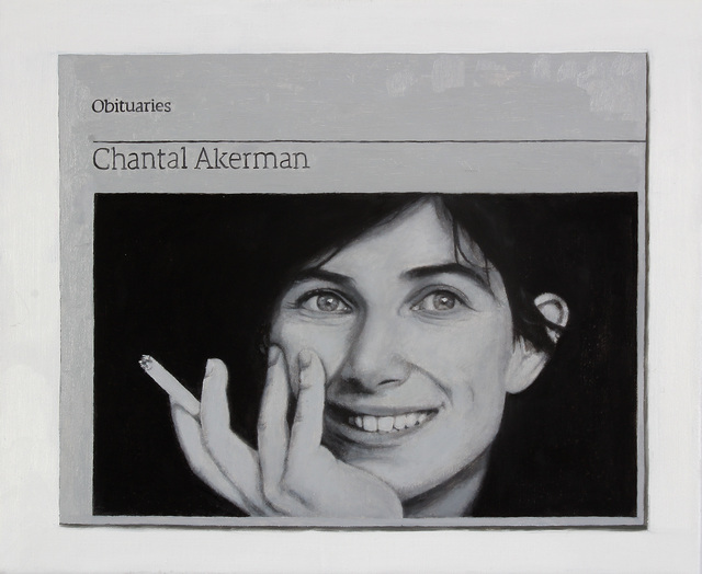 , 'Obituary: Chantal Akerman,' 2016, Charlie Smith London