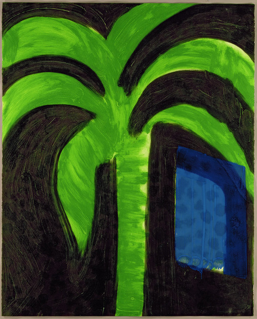 , 'Palm and Window,' 1990-1991, Alan Cristea Gallery