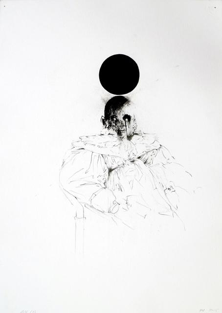 , 'Aristocrazia Nera I,' 2015, MLF | MARIE-LAURE FLEISCH