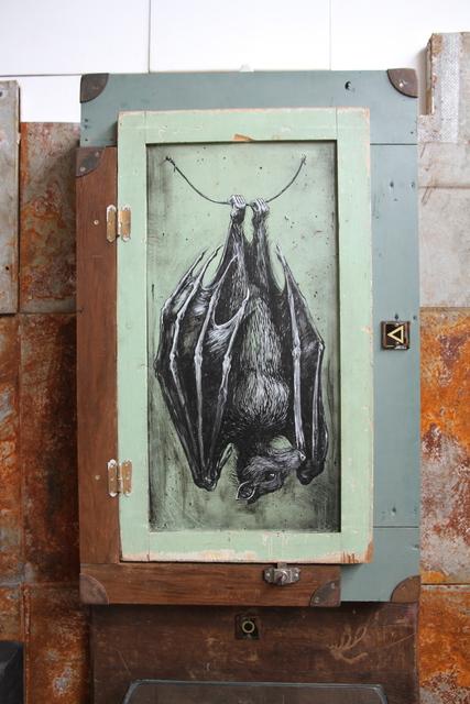 , 'Cholula Bat,' 2014, StolenSpace Gallery