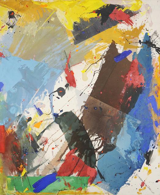 , 'Towards Toledo,' 1976-1978, Charles Nodrum Gallery
