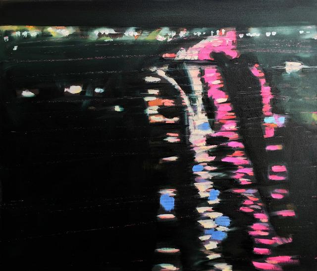 , 'Flightpath VI LA ,' 2017, Candida Stevens