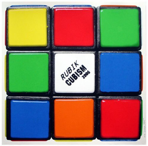 , 'Rubik Cubism (First Edition),' 2006, Taglialatella Galleries