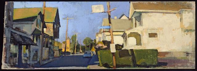 , 'Warner Street,' 2009, Susan Calloway Fine Arts