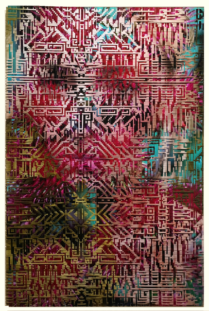 , 'Some Flowers Close Up at Night (Float Frame),' 2016, Winston Wächter Fine Art