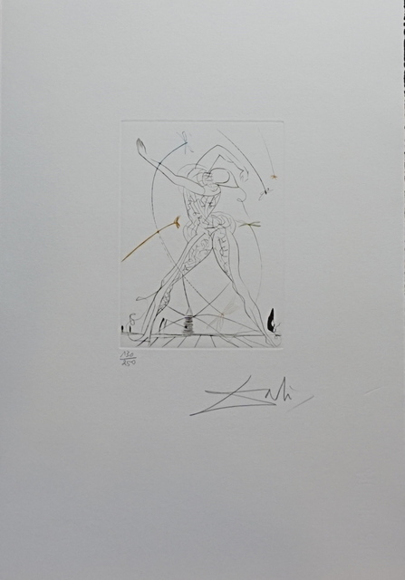 Salvador Dalí, 'Shakespeare II All's Well That End's Well', 1971, Fine Art Acquisitions