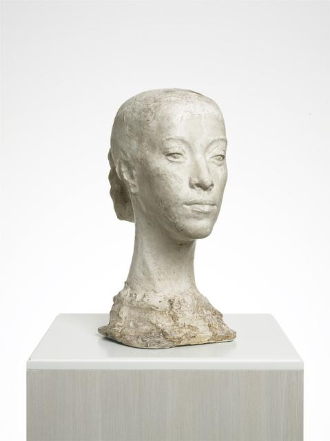 , 'Ponytail (Portrait of a Mexican Women),' 1955-1956, Galerie Isabella Czarnowska