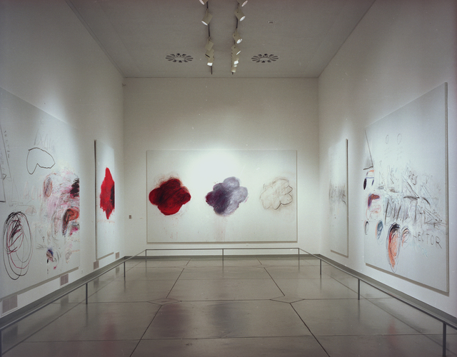 Cy Twombly, 'Fifty Days at Iliam', 1978, Philadelphia Museum of Art