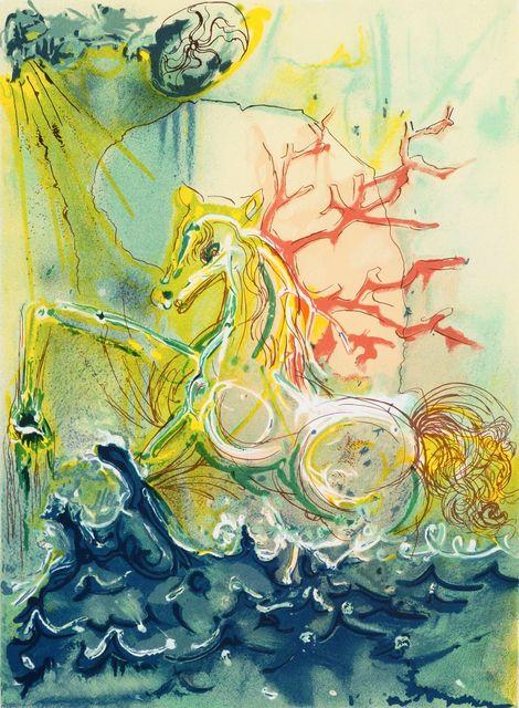 Salvador Dalí, 'Les Chevaux de Dali', 1983, Print, A portfolio of 18 lithographs on vélin d'arches, Roseberys