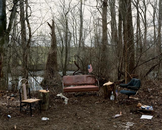 , 'Luxora, Arkansas,' 2002, Huxley-Parlour