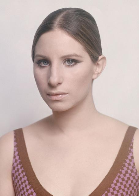Lawrence Schiller, ''Plaza Hotel, New York, 1969' from the portfolio' from the portfolio 'Ten portraits of Barbra Streisand'', 1969, RUDOLF BUDJA GALLERY