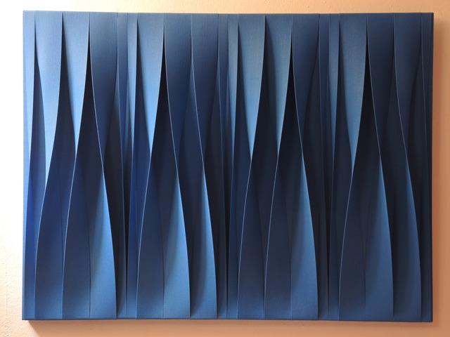 , 'Sincronicitá blu cobalto,' 2015, Opera Gallery