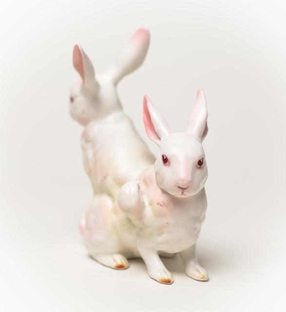 , 'White Rabbit, No. 10,' 2019, Track 16 Gallery