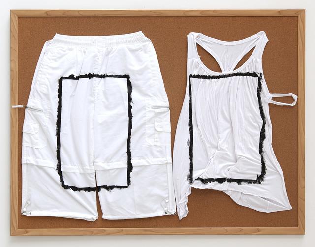 , 'Untitled (Untitled (...mine if you ...yours [III]),' 2009, ICA Philadelphia