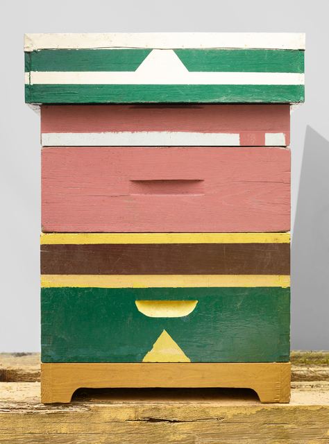 , 'Beehives (Triangles),' 2017, The Ravestijn Gallery