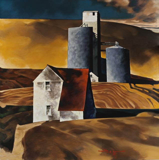 , 'Farmland,' 2014, Patricia Rovzar Gallery