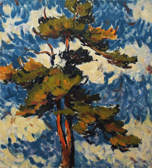 , 'Pine Tree,' 1960's, Paul Scott Gallery & galleryrussia.com