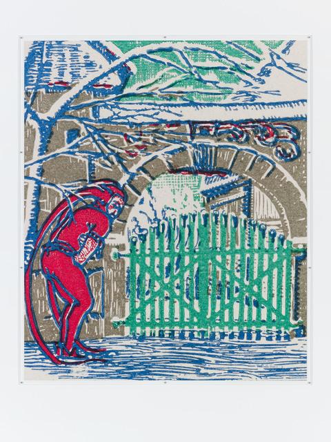 , 'Expiration: 11/1/1921,' 2018, Galerie Thomas Schulte