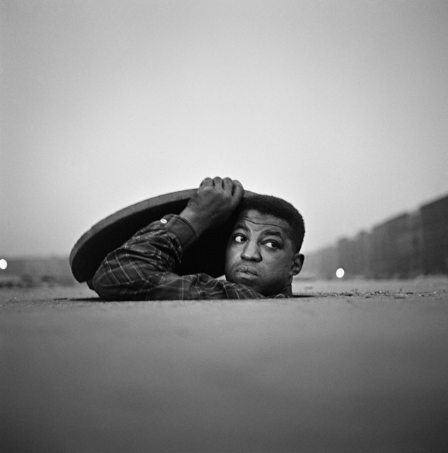 Gordon Parks, 'The Invisible Man, Harlem, New York, 1952', 1952, Rhona Hoffman Gallery