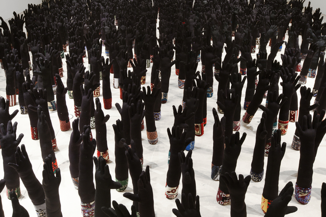, 'Sky Clouds,' 2009, Galerie Krinzinger