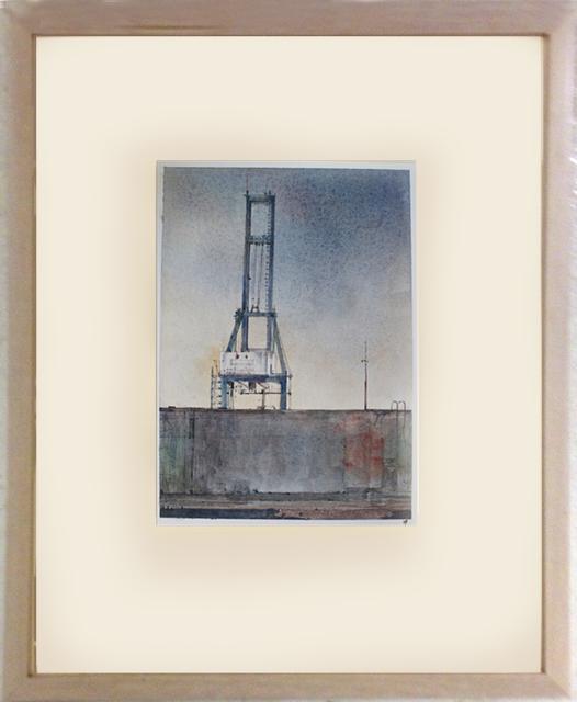 , 'Crane Tower,' 2015, Boyd Satellite Gallery