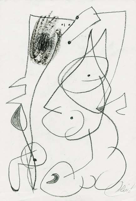 , 'Homme et femme 14/VIII/77,' 1977, Galerie Boisseree