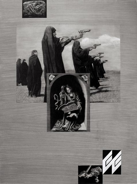 , 'Escutcheon,' 2017, Roger Katwijk
