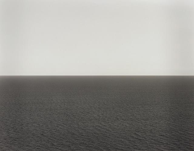 Hiroshi Sugimoto, 'English Channel, Weston Cliff', 1994, Phillips
